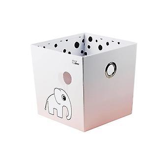 Done Von Hirsch Aufbewahrung Box Dots Pulver