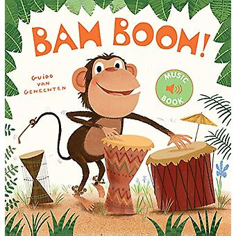 Bam Boom! by Guido Genechten - 9781605374796 Book