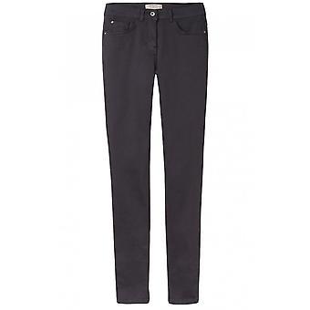 Sandwich Clothing Grey Slim Leg Jeans