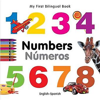 My First Bilingual Book  Numbers  Englishgerman by Milet Publishing