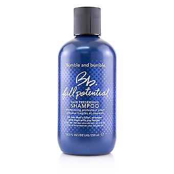 Bb. full potential hår bevara schampo 250ml/8.5oz