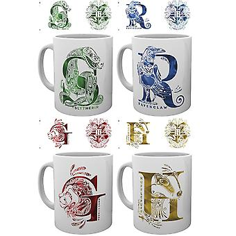 Harry Potter 4 Monogrammi Mukit