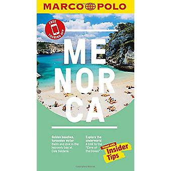Menorca Marco Polo Pocket Travel Guide - with pull out map by Marco P