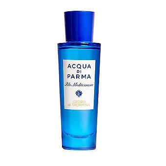 Acqua di Parma Cedro di Taormina Eau de Toilette Spray 30ml Blu Mediterraneo