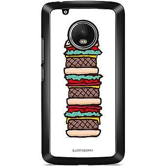 Bjornberry Shell Motorola/Lenovo Moto G5 - Giant Hamburger