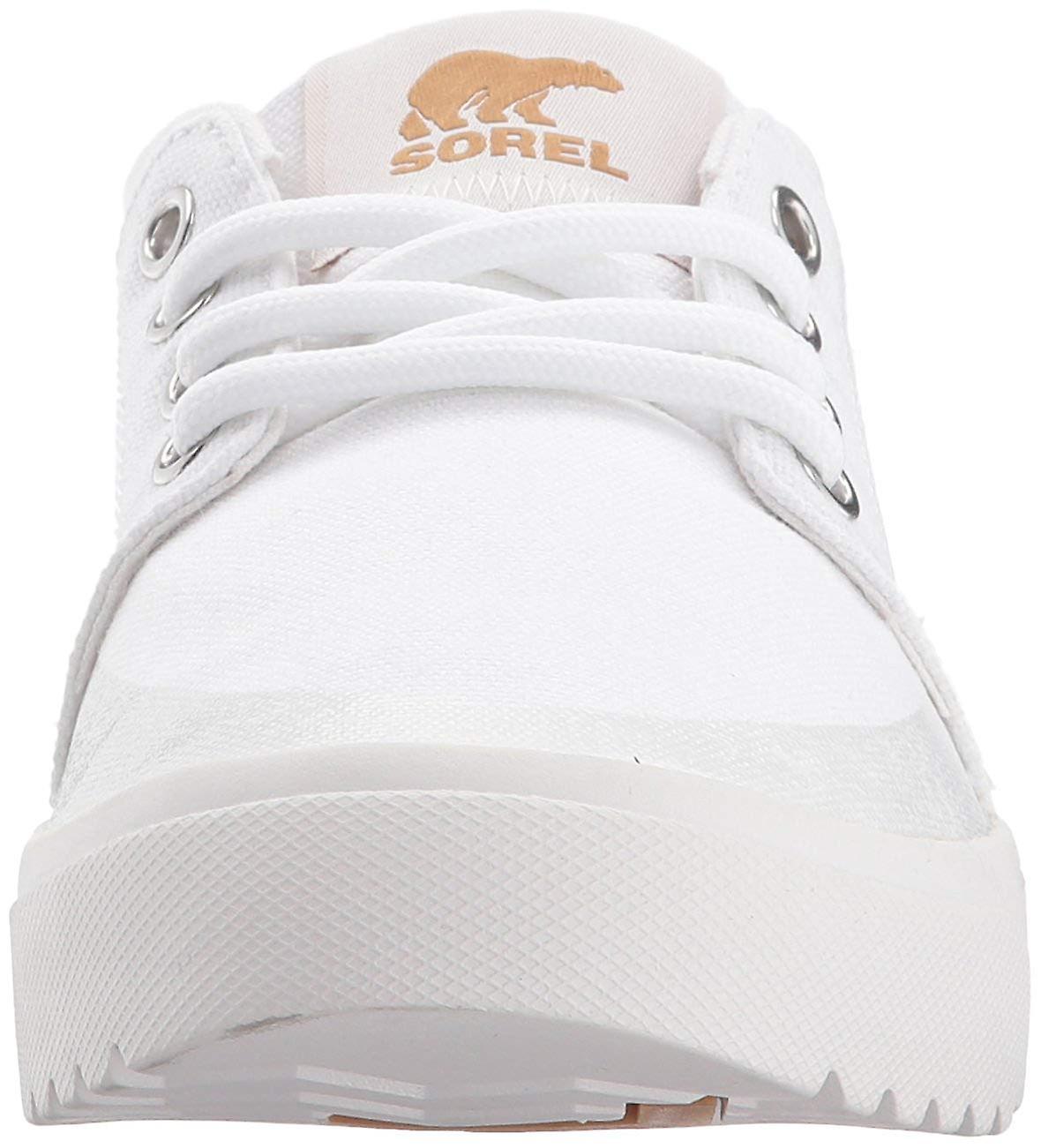 Sorel Womens Campsneak Fabric Low Top Lace Up Fashion Sneakers bGpBX