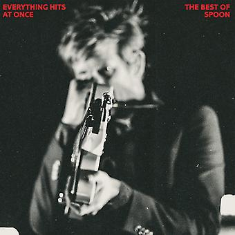 Everything Hits At Once: The Best Of Spoon [CD] USA import