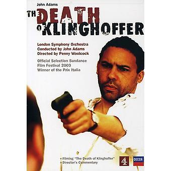 J. Adams-John Adams: død Klinghoffer [DVD video] [DVD] USA import