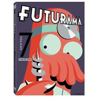 Futurama - Futurama: Vol. 7 [DVD] USA import