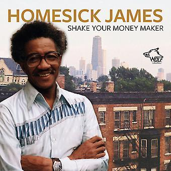 Homesick James - Shake Your Money Maker [CD] USA import