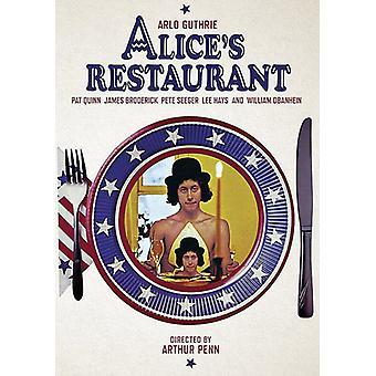 Alice's Restaurant [DVD] USA importeren
