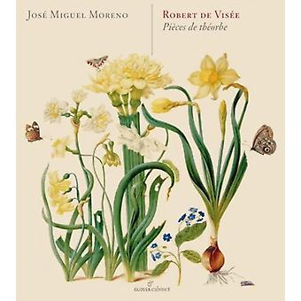 Jose-Miguel Moreno - Robert De Vis E: Pi Ces De th Orbe [CD] USA import