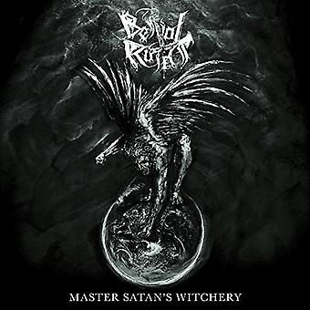 Master Satan's Witchery [CD] Usa import
