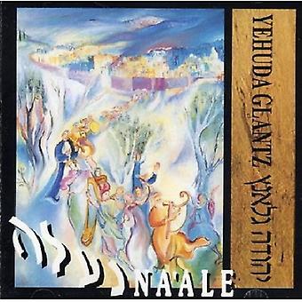 Yehuda Glantz - Na'Aleh [CD] USA import