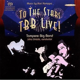 Kari Komppa - To the Stars Tbb Live [SACD] USA import