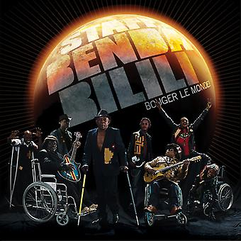 Staff Benda Bilili - Bouger Le Monde [CD] USA import