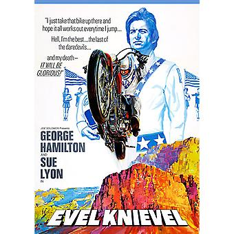 Evel Knievel (1971) [DVD] USA import