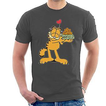Garfield Love mat menn ' s T-skjorte