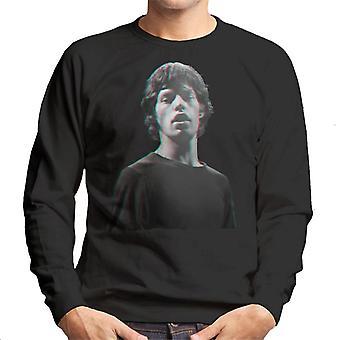 TV Zeiten Mick Jagger von den Rolling Stones 1965 Herren Sweatshirt