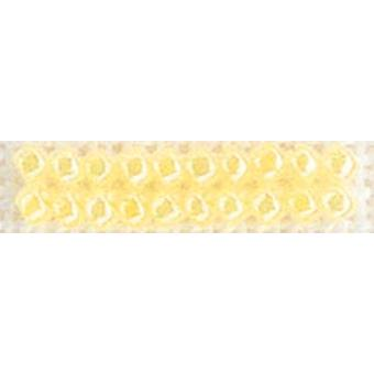 Mill Hill Glass Seed Beads 4.54g-Yellow Creme