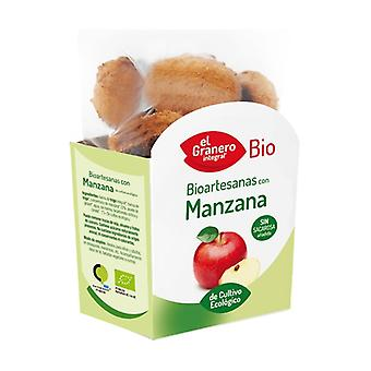 Artisan Cookies with Organic Apple 250 g (Apple)