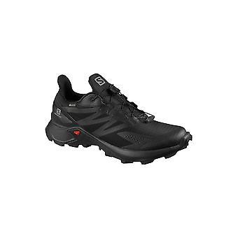 सालोमन सुपरक्रॉस ब्लास्ट गोरेटेक्स 411085 सभी वर्ष पुरुषों के जूते चल रहा है