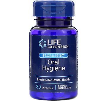 Lebensverlängerung, FLORASSIST Mundhygiene, 30 Lutschtabletten