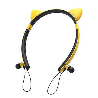 Cat øret bluetooth headset