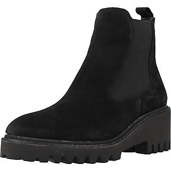 Alpe Booties 4527 11 Schwarz Farbe