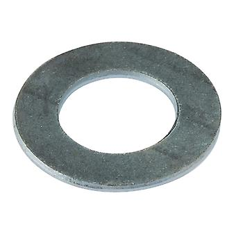 Forgefix Flat Penny Washer ZP M8 x 25mm Bag 10 FORPENY8M