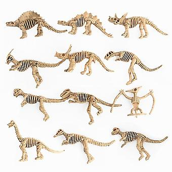 Dinosaurier Fossil Skelett Simulation Modell Set