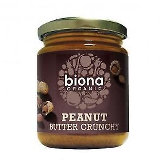 Biona - Org Peanut Butter Crunchy 1000g