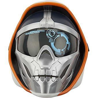 Black Widow Skull Mask Kids Toy