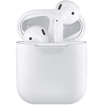 Silicone Bluetooth Wireless Earphone Case For Airpods Protective Cover - Apple Airpods Charging Box