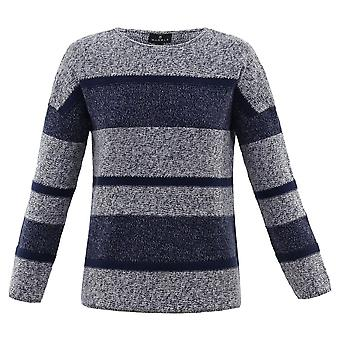 MARBLE Marble Blue Sweater 5881