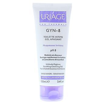 Uriage Gyn-8 Intimate Hygiene Soothing Cleansing Gel 100ml pH8