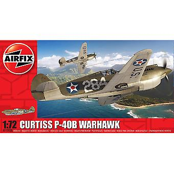 Airfix Curtiss P-40B Warhawk