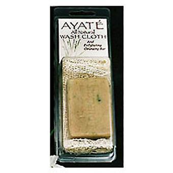 Thaise Deodorant Stone Ayate Washandje W / Barsoap, ELK