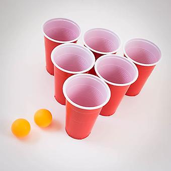 American Style Beer Pong Game