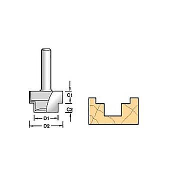 Trend 36/19 x 1/2 TCT Strip Recesser 9.5 x 19 x 13 x 6mm TRE361912TC