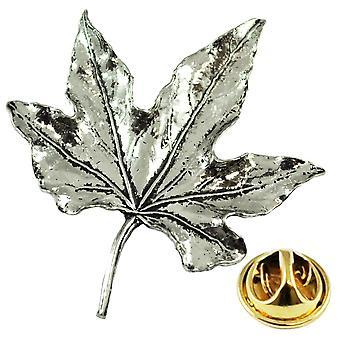 Krawatten Planet Leaf Englisch Zinn Anstecknadel Abzeichen