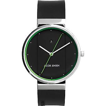 Jacob Jensen 777 Nuevo reloj para hombre