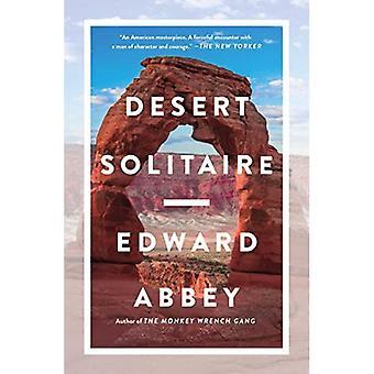 Solitario del desierto
