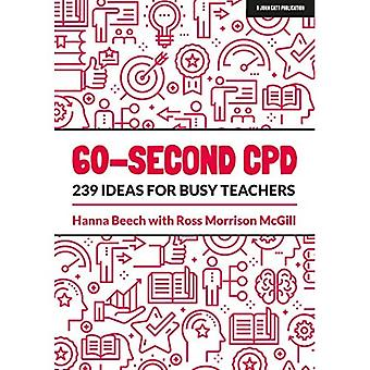 60-seconden CPD: 239 ideeën voor drukke leraren