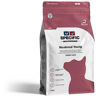 Specific FND Neutered Young (Cats , Cat Food , Dry Food , Veterinary diet)