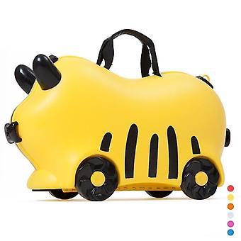Children Luggage Kid Suitcase Locker Handbag Boy Girl Baby Toy Box Pull Rod