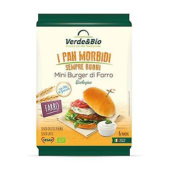 Organic Spelled Miniburger 240 g