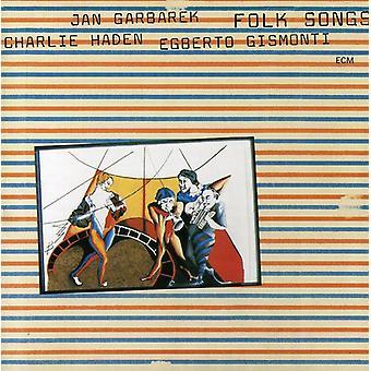 Garbarek/Gismont/Haden - Folk Songs [CD] USA import