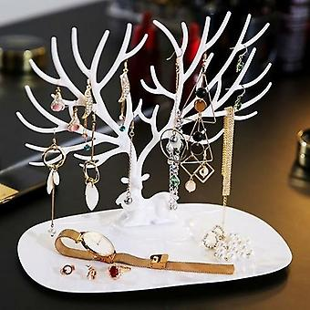 Anfei Little Deer Jewelry Display Stand Plateau Tree Storage Racks Anfei Little Deer Jewelry Display Stand Tree Storage Racks Anfei Little Deer Jewelry Display Stand Tree Storage Racks Anfei Little