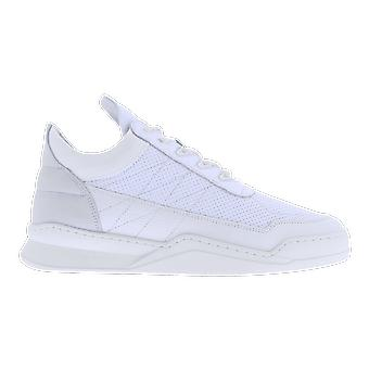 Filling Pieces Low Top Ghost Tweek White 25227681855ALL  shoe